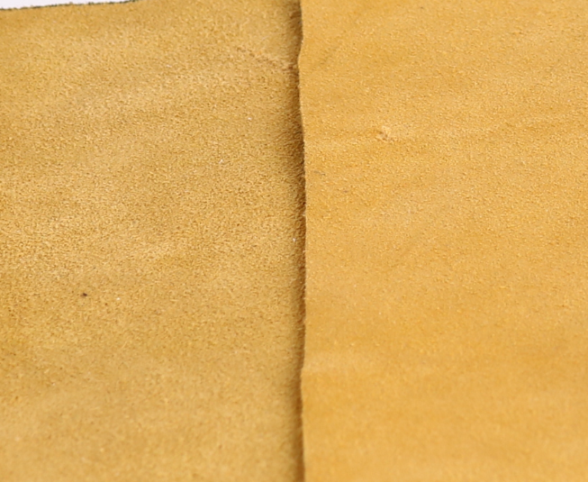 Good material supplier waterproof natural plain <strong>genuine</strong> cow split suede <strong>leather</strong>