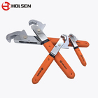 HOLSEN Drop forged Magic Universal pipe wrench 6""