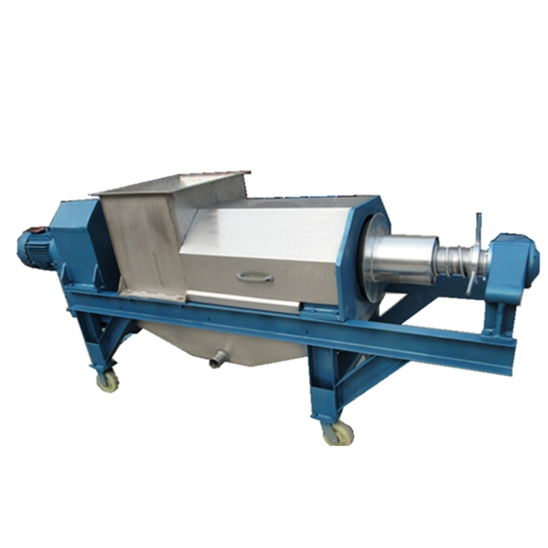 Chicken Manure Sludge Dewatering Screw Press Machine for <strong>Waste</strong> Dewatering