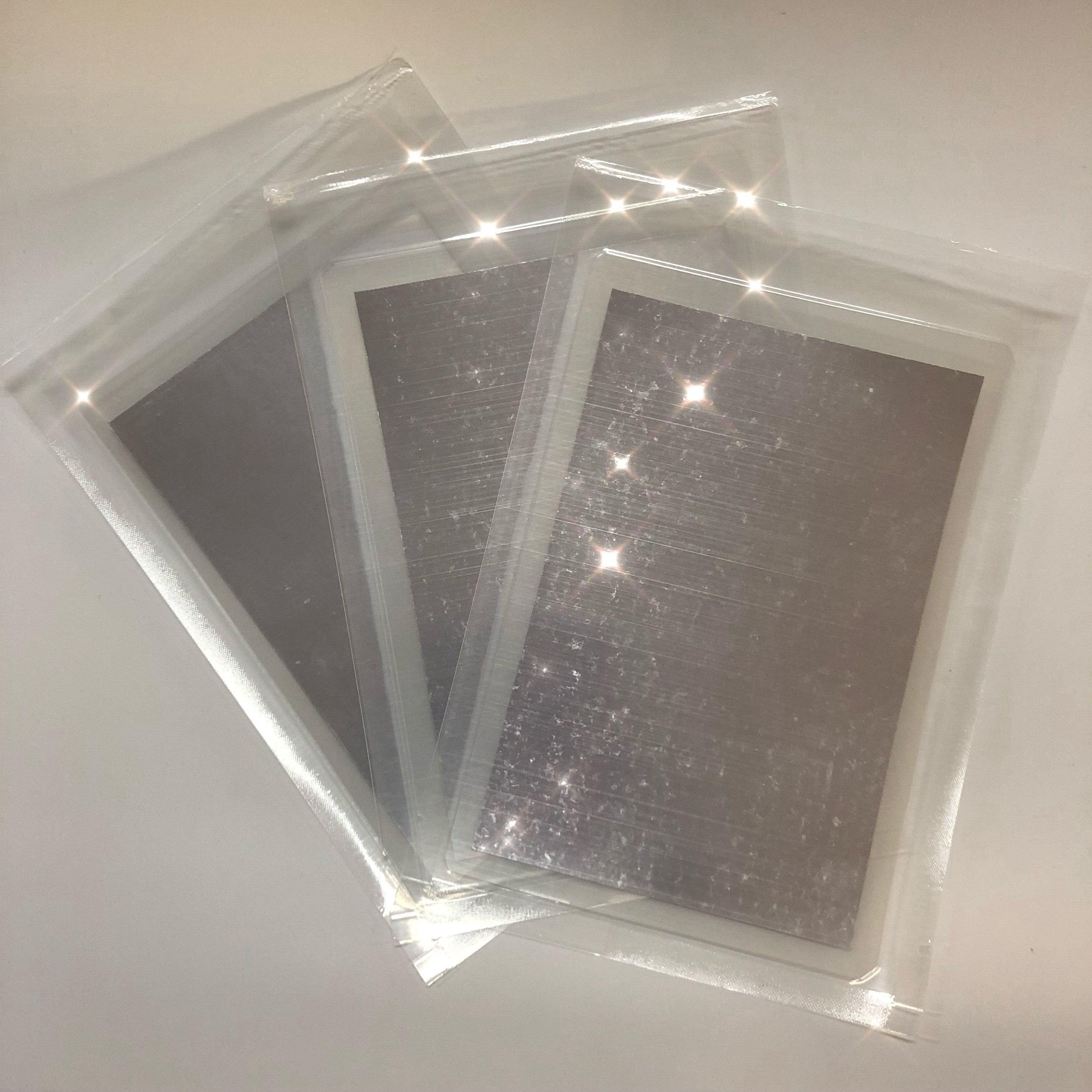 99.995% 0.1x100x100mm Indium Foil