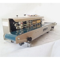 Continuous Heat Sealing And Expire Date Coding Machine FRD-1000