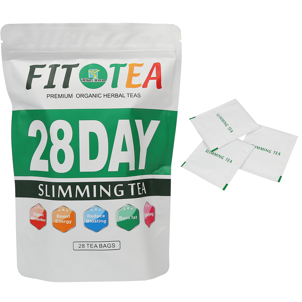 Wholesale Natural Detox Slimming Tea Remove Toxins and Boosts Metabolism 28 Days Detox Flat Tummy Tea - 4uTea | 4uTea.com