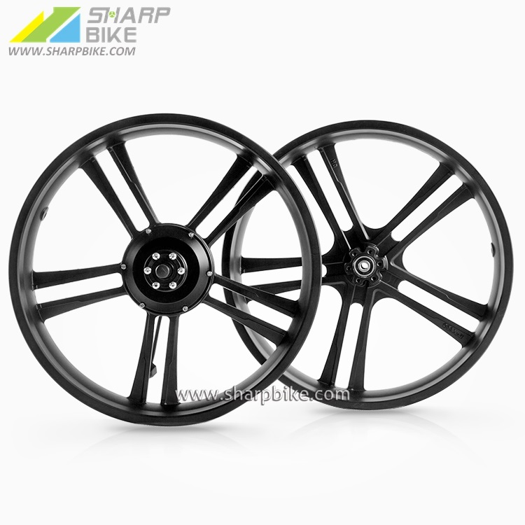 20 Inch Fat Tire Electric Bike Intergrated Aluminium Wheel With 350w Motor View Fat Tire Electric Bike Motor Product Details From Sharpbeco Intelligent Technology Co Ltd On Alibaba Com