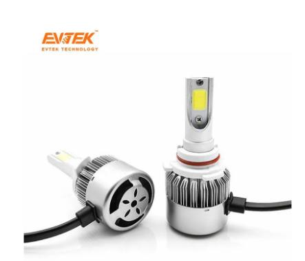 אביזרי רכב C6 LED פנס H1 H3 H7 H4 H11 9005 9006 LED פנס C6