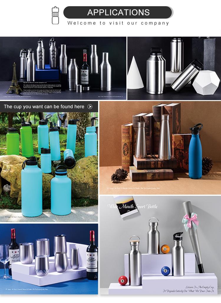 Doğal organik bambu elyaf yeniden kullanılabilir kahve kupası 470ml bambu elyaf + mısır nişastası + reçine su bardağı