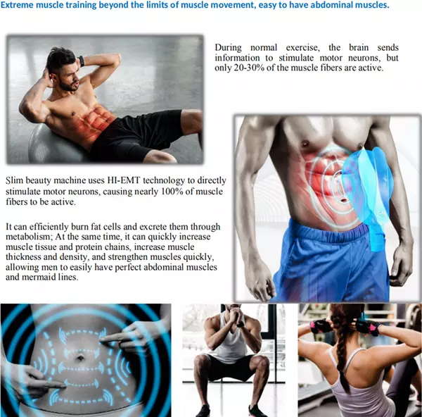 tạo cơ bắp bằng máy tạo cơ hiemt