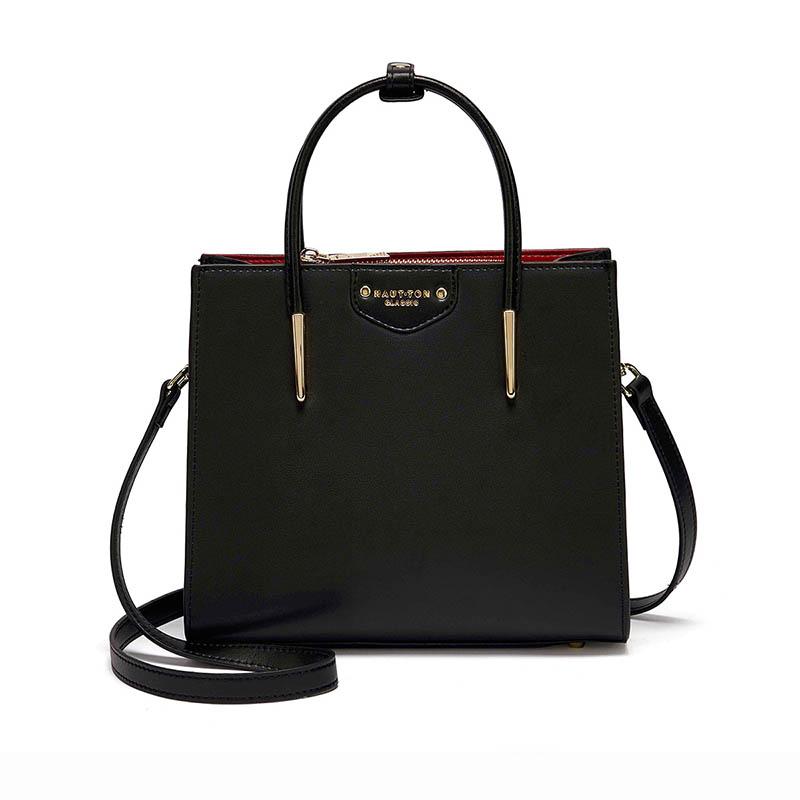 ในสต็อกสุภาพสตรีกระเป๋าหญิง Tote กระเป๋าไหล่กระเป๋า Messenger 2020 กระเป๋าถือหนังผู้หญิง
