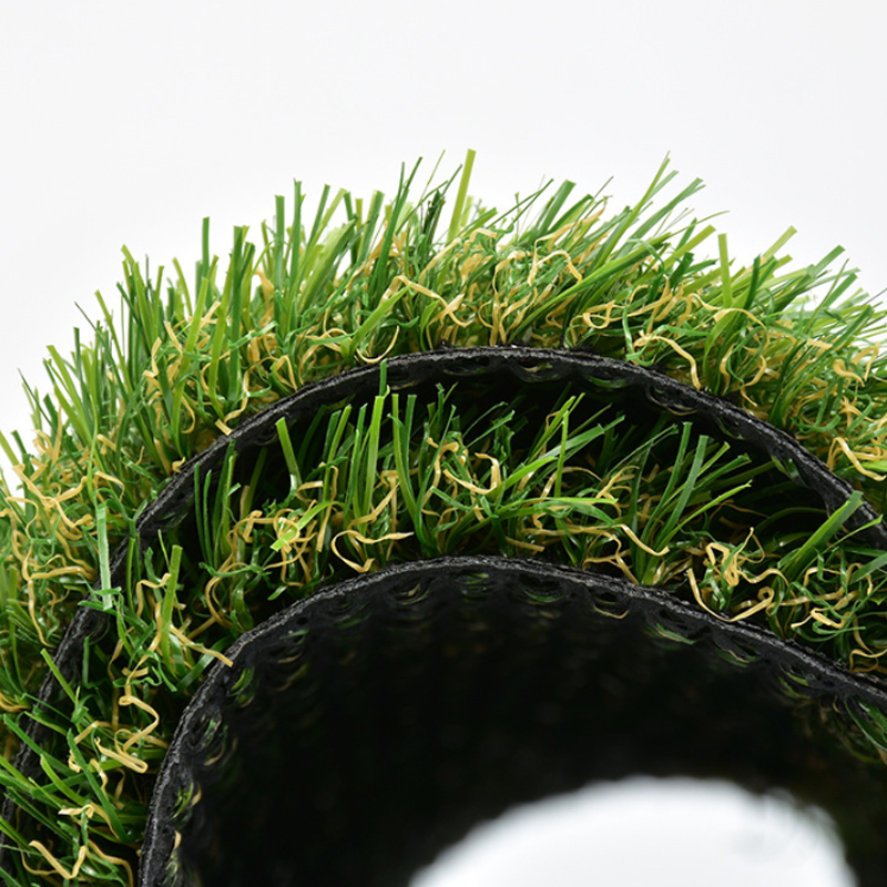 सस्ते भूनिर्माण ग्रीन टर्फ कृत्रिम घास कालीन