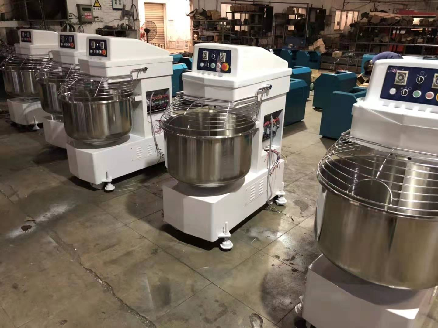 50KG Commercial Industrial Flour Bread Dough Spiral Mixer Philippines