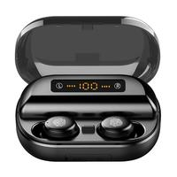 TWS 5.0 Bluetooth Stereo Earphone Wireless Earphones IPX7 Waterproof Sport Headphone bluetooth headphone speaker
