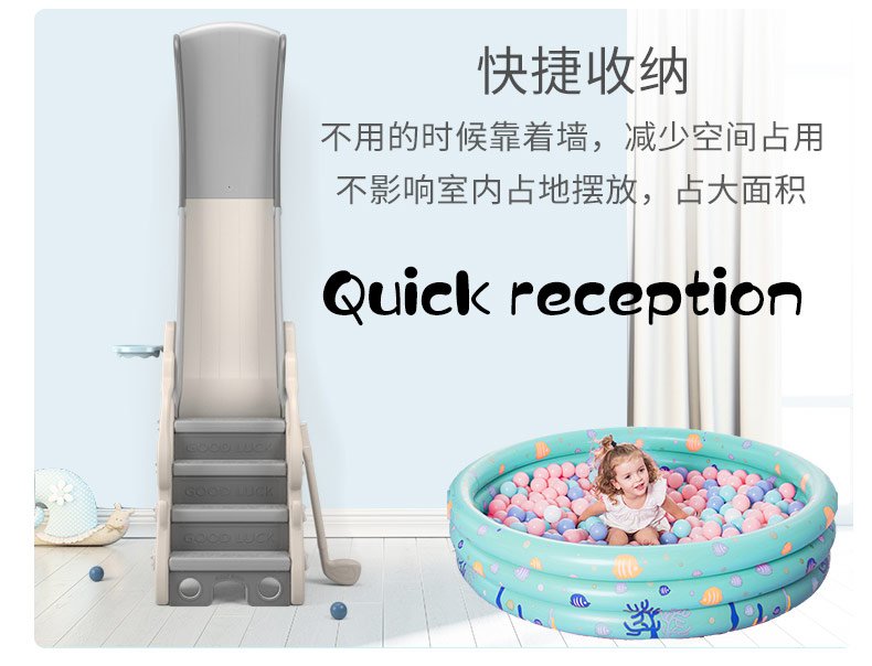 Factory Price Good Quality indoor Baby slide price Playhouse Indoor Plastic Slide Set Playground Toys for Sale