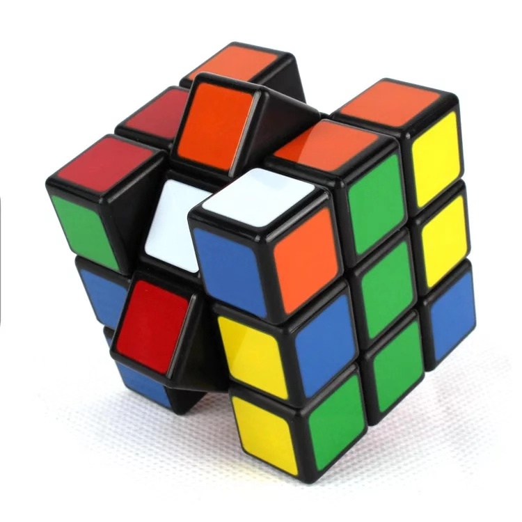 wholesale hot Product Custom OEM support children Education Game toy plastic magic puzzle cube For Kids