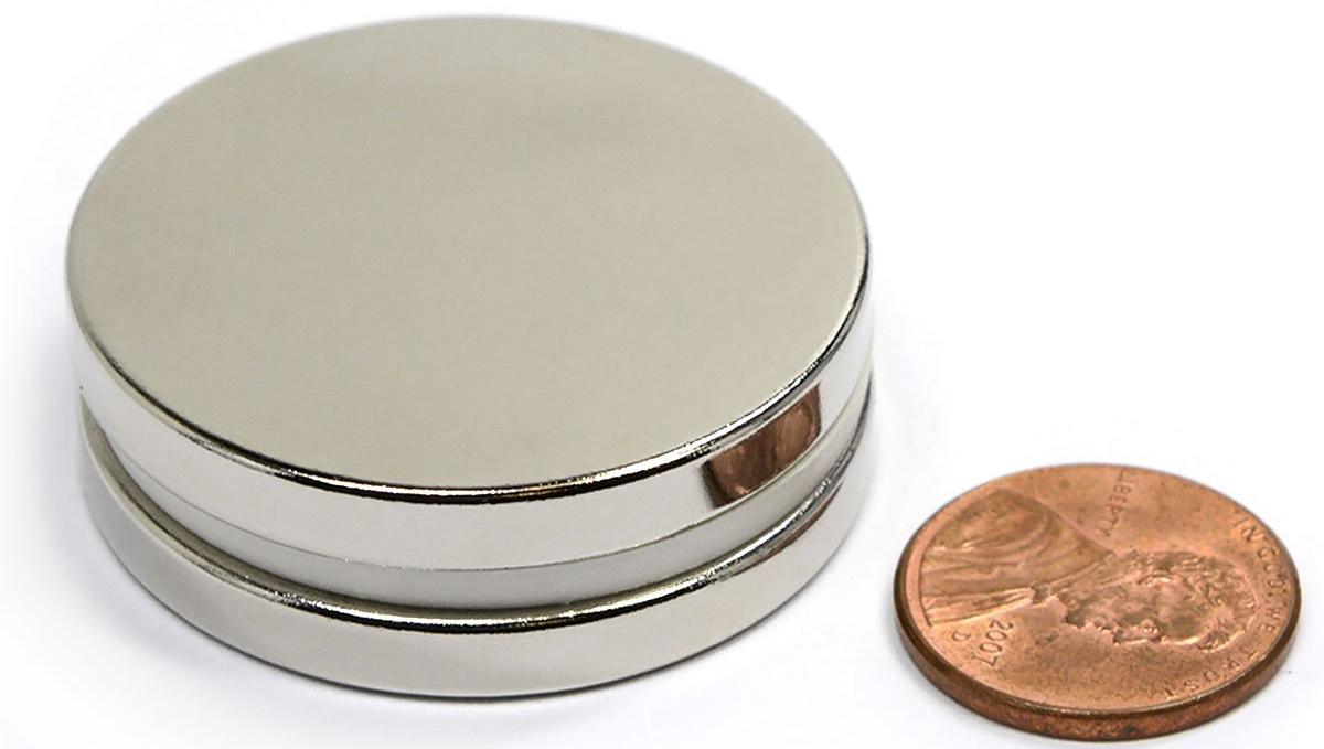 rare sector or disk neodymium magnet