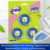 3pc packaging deodorization cleaning decontamination cleaning block