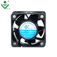 40x40x20mm Waterproof Mini Brushless DC Exhaust Axial Fan 4CM 4020 IP55 IP67 Industrial Machine Cooling Fan