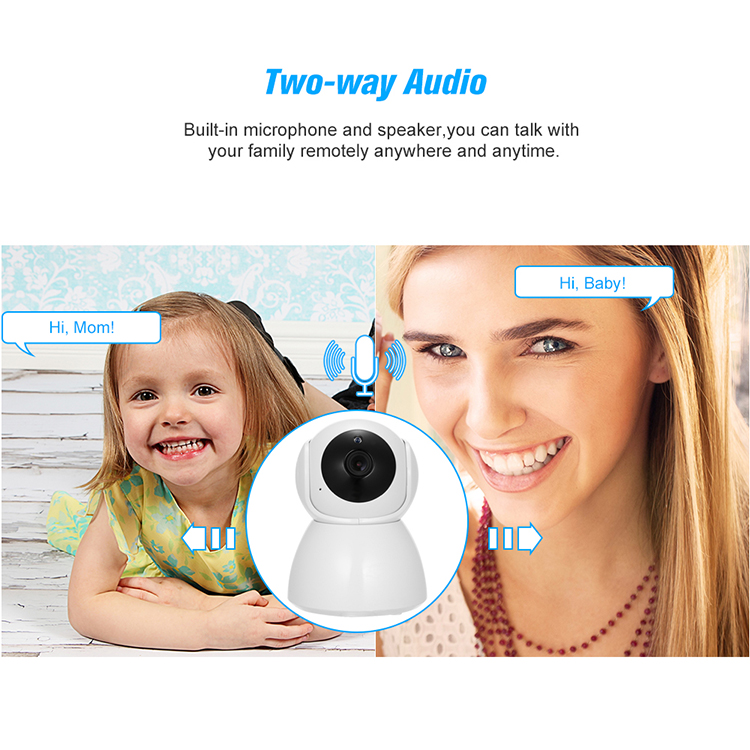 Hot selling TF card 1080P P2P Wireless IP camera V380 mini camera wifi