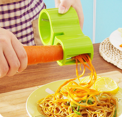 Household <strong>Vegetable</strong> Spiralizer <strong>Vegetable</strong> Slicer Sharpener <strong>vegetable</strong> potato Slicer <strong>Spiral</strong> <strong>Cutter</strong>
