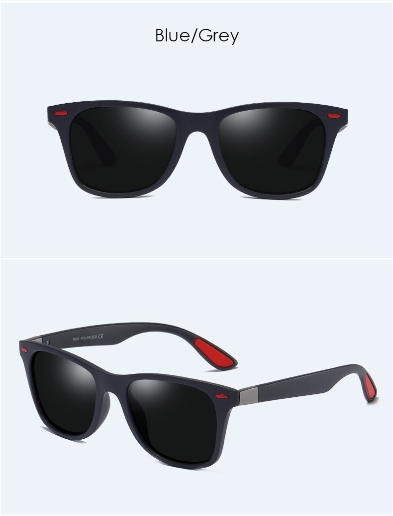 EUGENIA 2020 Fashion custom polarized men's sunglasses
