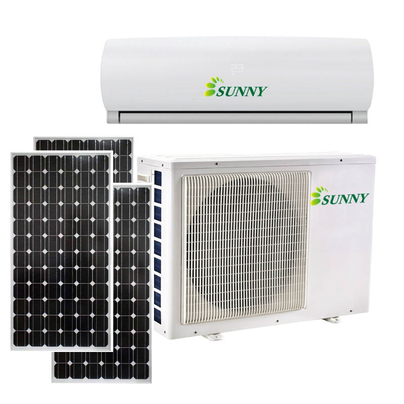 12000BTU 3500watts Good quality tri-zone minisplit 48V DC <strong>air</strong> <strong>conditioner</strong> cooling <strong>unit</strong> solar <strong>air</strong> conditioning
