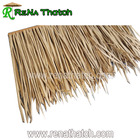Eco-friendly wooden roof thatch