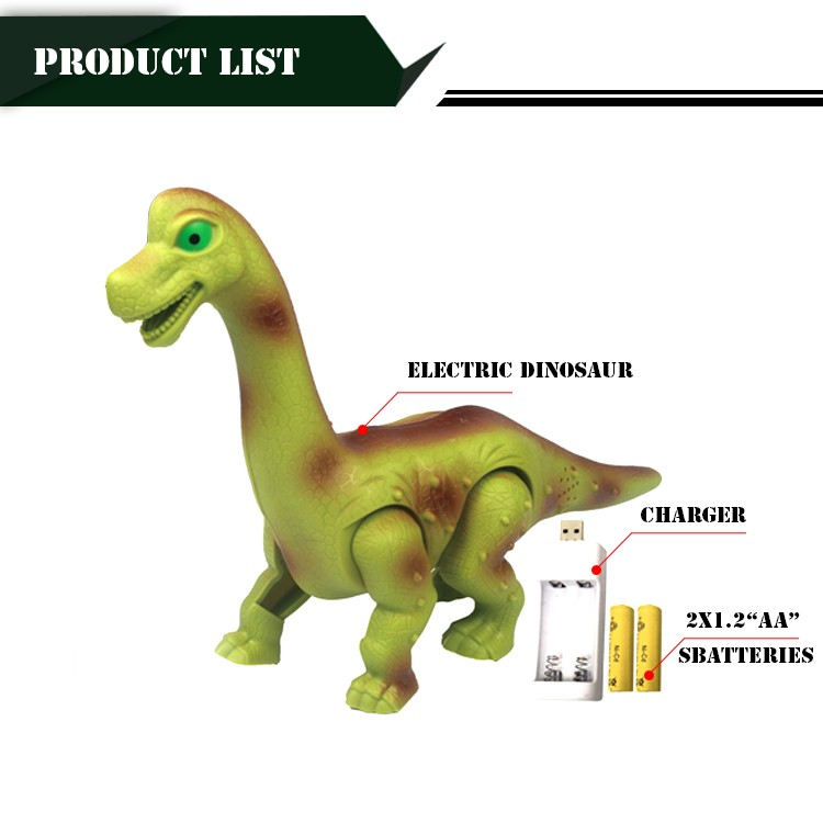 Hot selling electric ancient animals realistic dinosaur model toys for sale