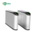 304 stainless steel rfid card reader mekanisme flap barrier untuk metro station
