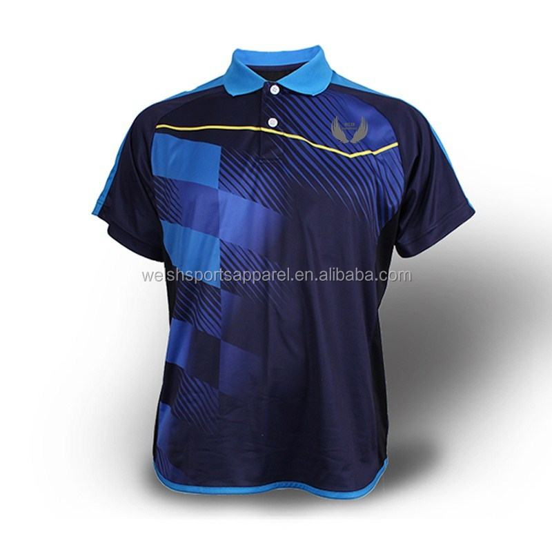 Wholesale cheap custom made club sports cricket t shirt designs cricket jersey