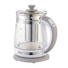 HHB1509D Tea Maker Termperature control 5 color led light Digital Glass Electric Kettle