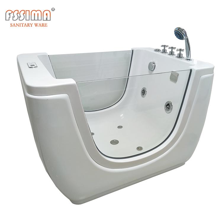 Popular baby spa hot tub swimming pool whirlpool bathtub