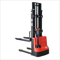1.6 ton fully electric pallet stacker