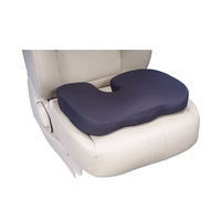 Hot Sale 46*35*7cm U-shape Cool car seat cushions Memory Foam Gel Seat Cushion For Cars Office Home Outside