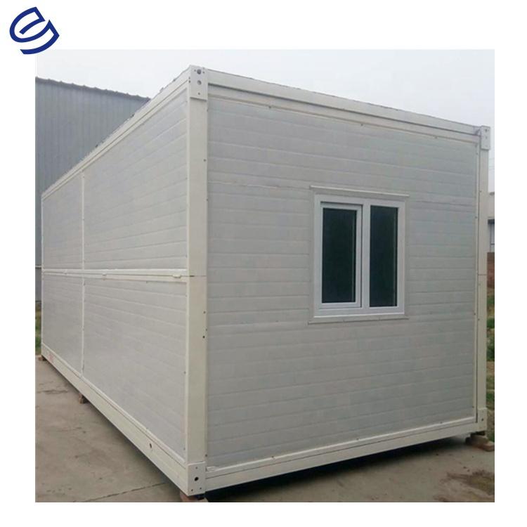 Chất Lượng Hàng Đầu Phẳng Gói Nhà Chứa Di Động Nhỏ Nhà Mở Rộng Nhà Giá Rẻ Vận Chuyển Container Modular Prefab Gấp Nhà