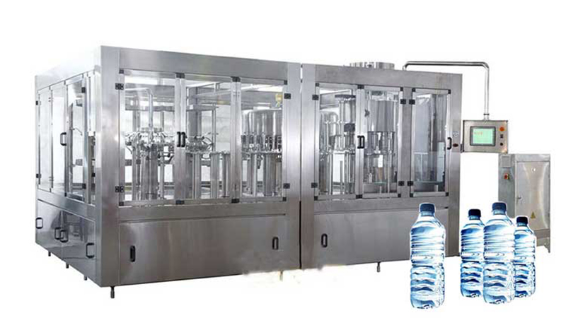 A To Z Automatic Liquid Water Pet Bottle Filling Machine For Bottling Line Buy Automatic Filling Machine Filling Machines Water Filling Machine Product On Alibaba Com