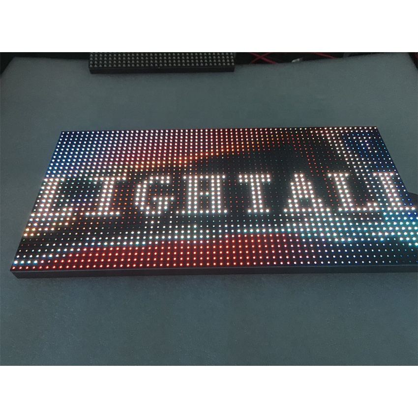 5v Led Display Module P4mm 256X128mm 64x32dots SMD1921 Full Color RGB Led Video Wall Panels Screen Outdoor