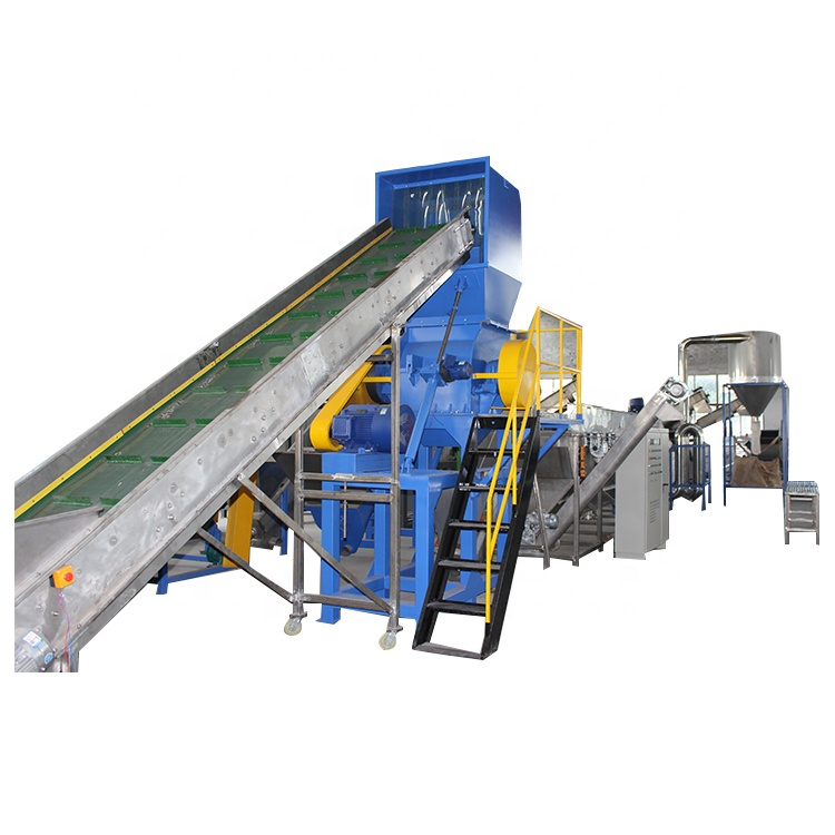PP Recycling Maschine