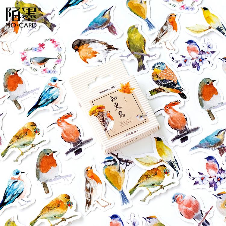 2020 новый мультфильм Пингвин стикер для канцелярских товаров этикетка ручной работы нежный блеск Клей Скрапбукинг наклейка на планировщик ...(Китай)