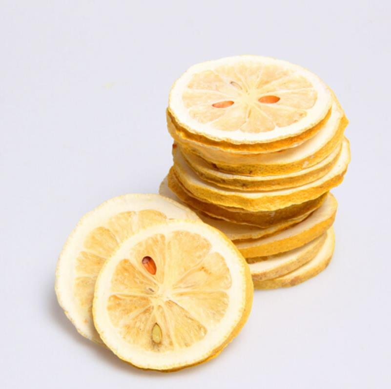 Factory directly wholesale organic dry lemon slices tea no additive