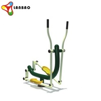 Custom outdoor fitness gym equipment playground manufacture