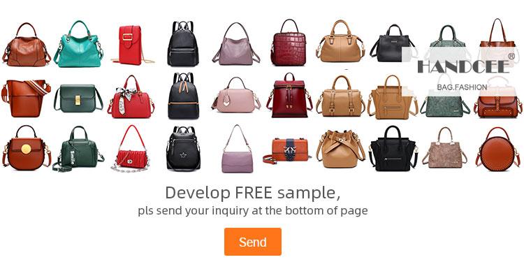 Kadınlar için çanta 2019 bayan tasarımcı omuz deri çanta tote çanta