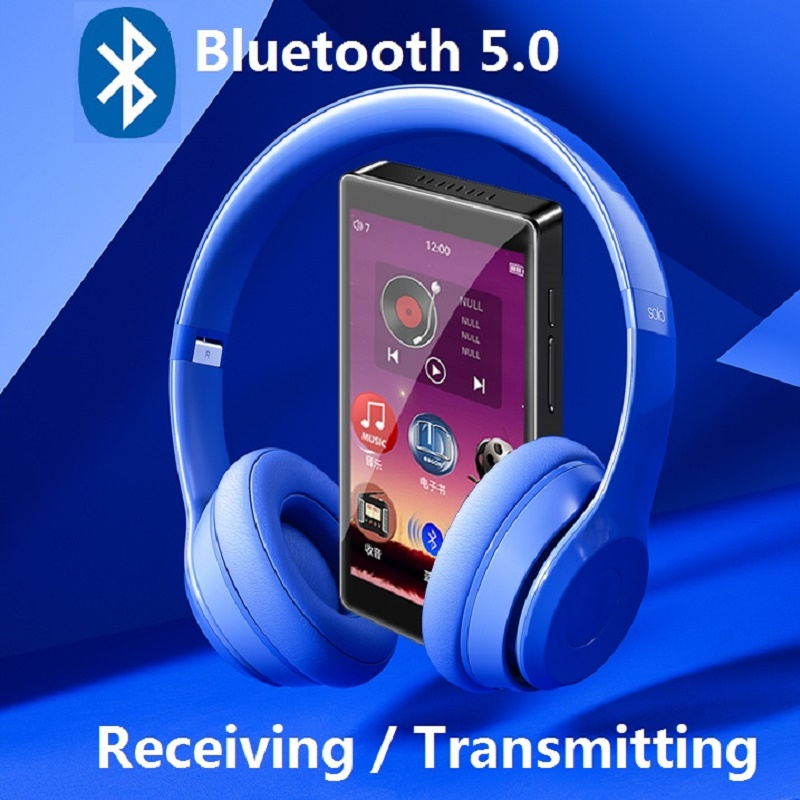 Máy Nghe Nhạc Lossless MP3 MP4 Bluetooth Ruizu H1