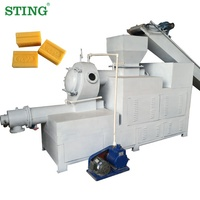 Factory Small Line Soap Making Saponification Machinery For Small Business