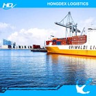 Worldwide logistics service freight forwarder universal to Malaysia