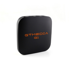 ТВ-приставка GTmedia G1 S905W 2GB 8GB Amlogic 4K OTA Android TV Box IPTV 4K 30fps/HEVC H.265/1080P/MPEG-4 поддержка фильмов
