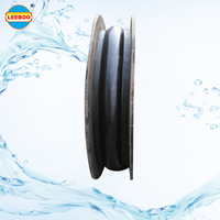 ERA high quality drainage fittings pvc coupling with rubber joint