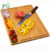 Wholesale High Quality Large Bamboo Wood Cutting Board With 3 Built-In Dividers