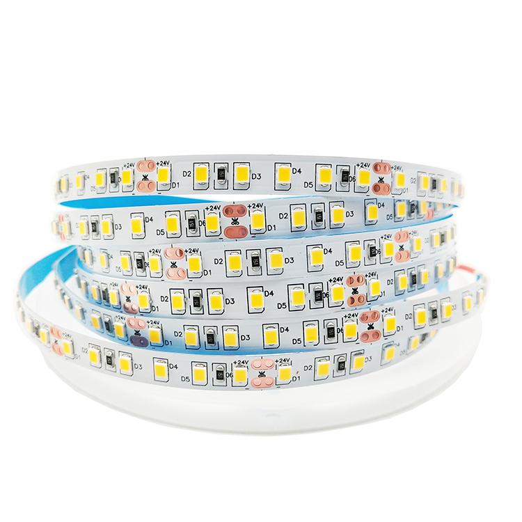 Manufacturer Custom DC 12/24V Neon RGB LED Strip Light 120 LEDs/Meter SMD2835