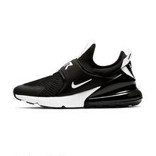 Кроссовки для бега Nike Air Max 270 REACT SP, дышащие кроссовки с воздушной подушкой для мальчиков, противоскользящие детские кроссовки, Детская школь...(Китай)