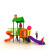Child slide ladder plastic slide plastic slide and swing with cheap price