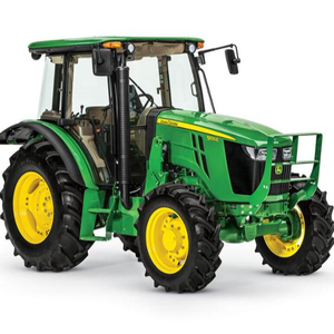 Custom Factory Supply Good Quality 90HP Multi-Purpose 4WD Agricultural Tractor