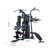 China largest home fitness factory three station home gym equipment